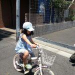 自転車とラーメン