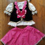 昔作ったハピネスチャージプリキュアの衣装(ラブリー&プリンセス)