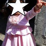 入園式用にワンピース、ボレロ、アンダースカートを作りました!