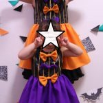 姉妹のハロウィン衣装をハンドメイド(今更)